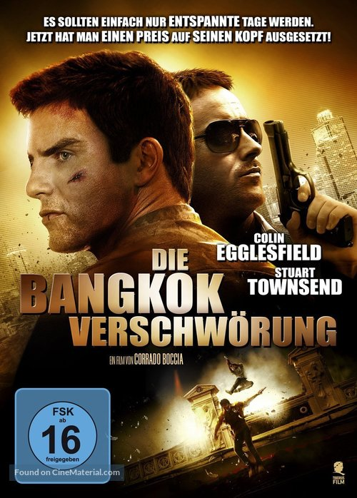 A Stranger in Paradise - German DVD movie cover