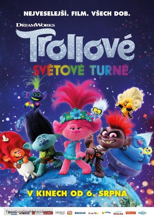 Trolls World Tour - Czech Movie Poster