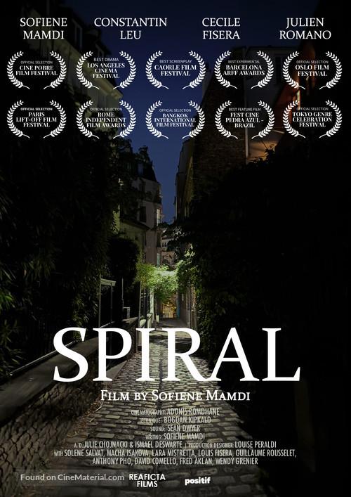 Spiral - International Movie Poster