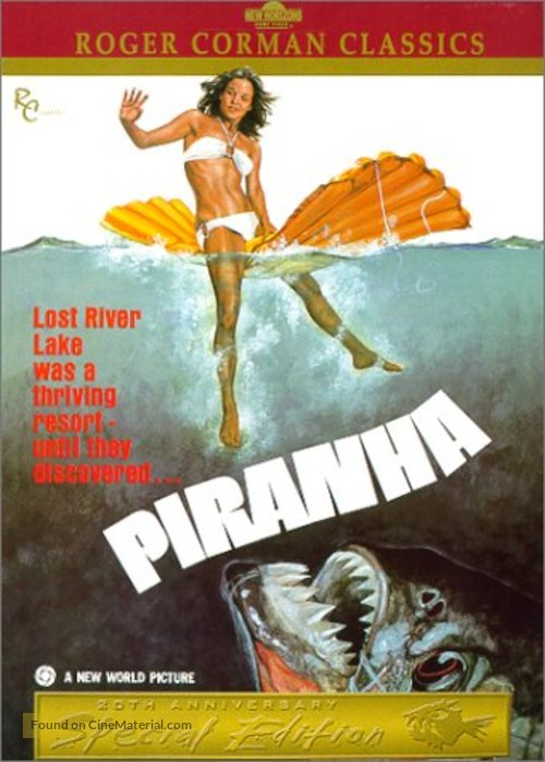 Piranha - Movie Cover
