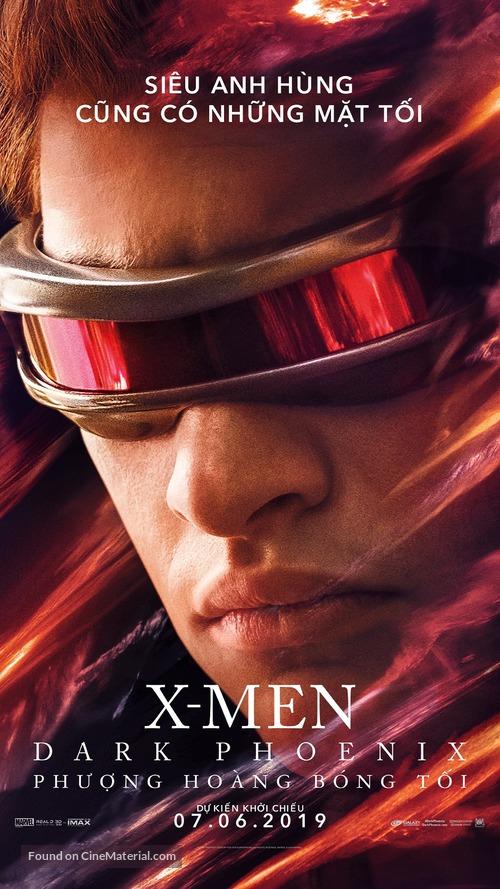 Dark Phoenix - Vietnamese Movie Poster