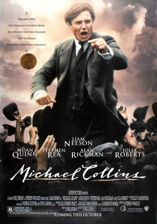 Michael Collins - Movie Poster