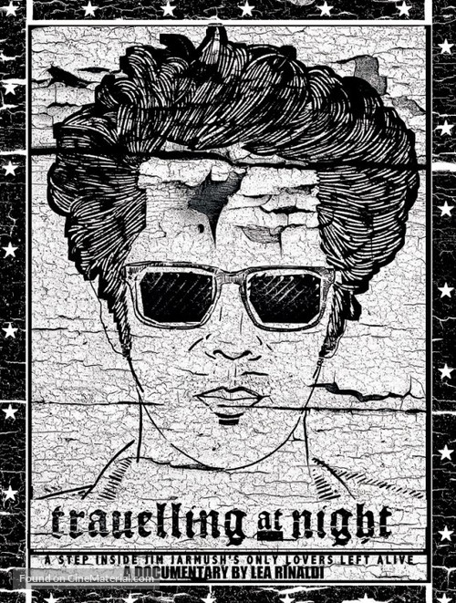 Travelling at Night with Jim Jarmusch - Movie Poster