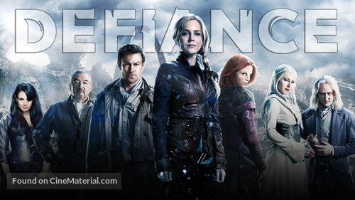 """Defiance"" - Movie Poster"
