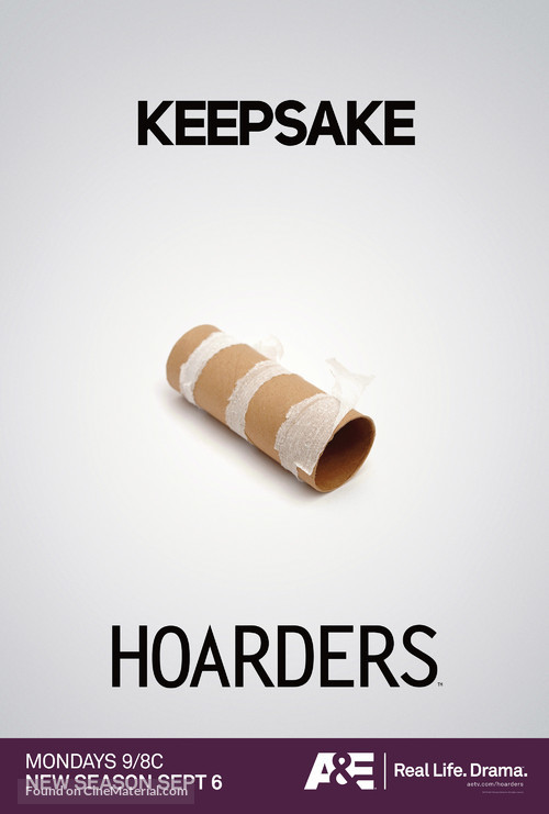 """""""Hoarders"""" - Movie Poster"""
