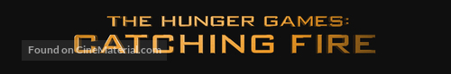 The Hunger Games: Catching Fire - Logo