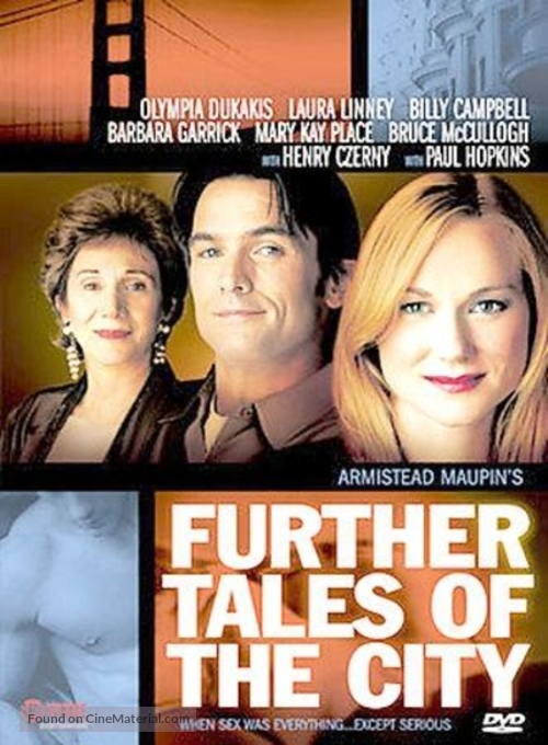 """""""Further Tales of the City"""" - Movie Cover"""