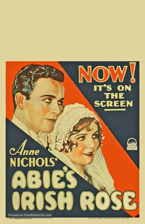 Abie's Irish Rose - Movie Poster
