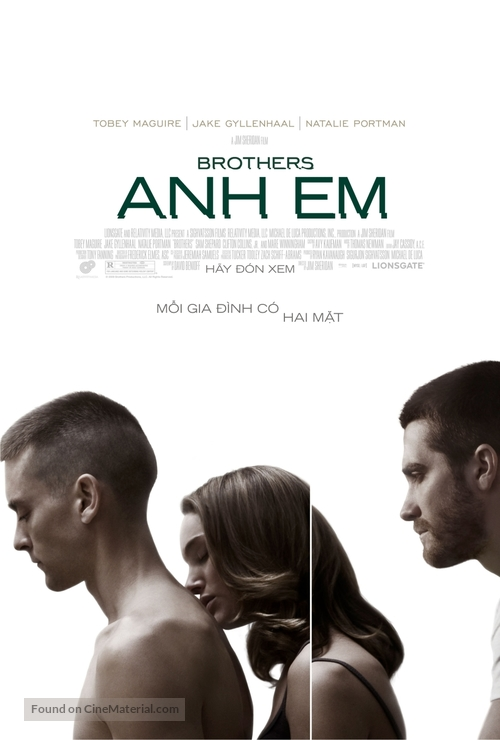 Brothers - Vietnamese Movie Poster