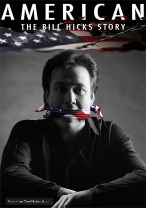 American: The Bill Hicks Story - DVD movie cover