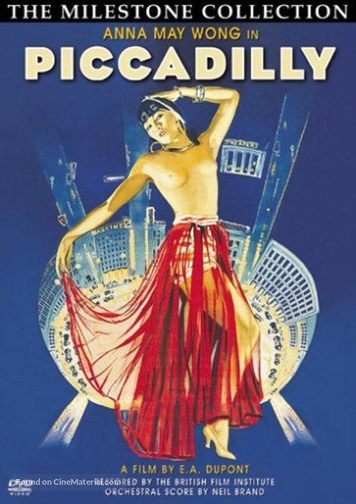 Piccadilly - DVD movie cover