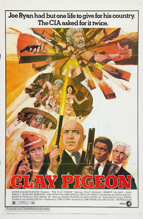 Clay Pigeon - Movie Poster