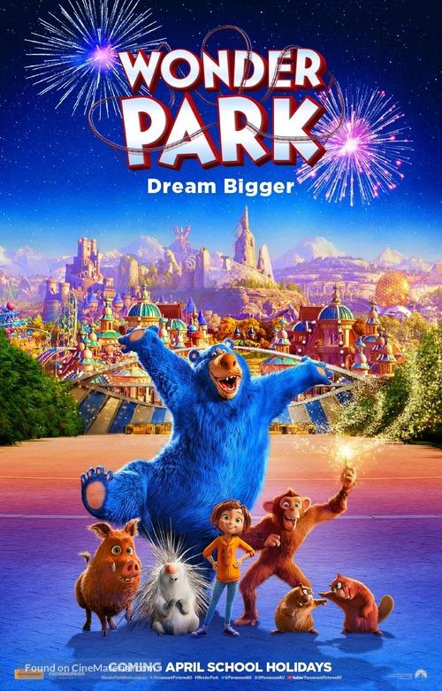 Wonder Park - Australian Movie Poster