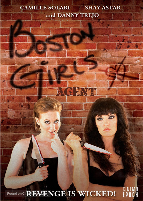 Boston Girls - Movie Cover