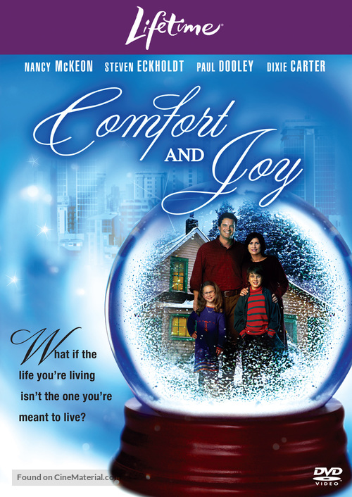 Comfort and Joy - DVD movie cover