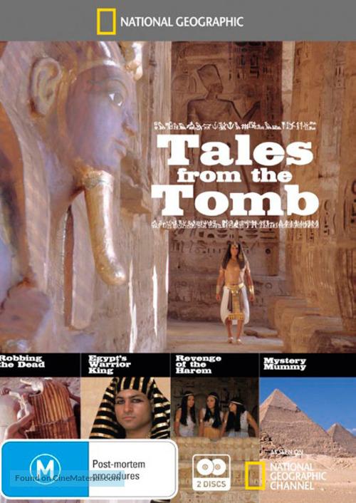 """National Geographic Explorer"" - Australian DVD cover"