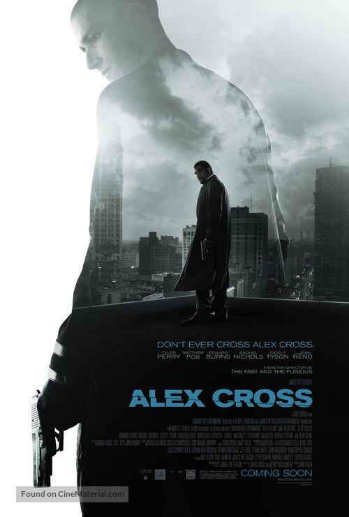 Alex Cross - Movie Poster