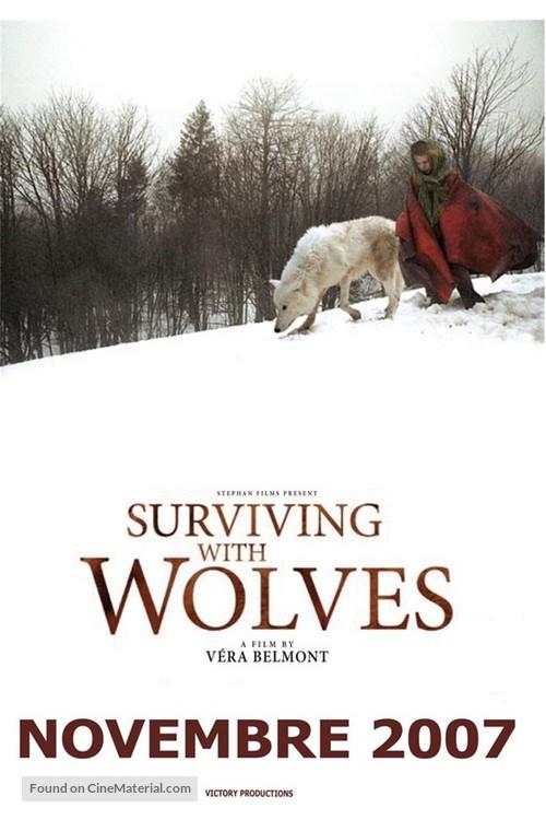 Survivre avec les loups - Movie Poster