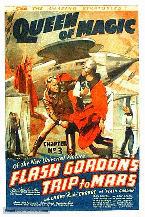 Flash Gordon's Trip to Mars - Movie Poster