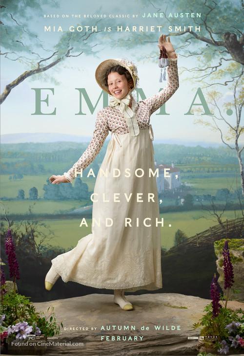 Emma - Movie Poster