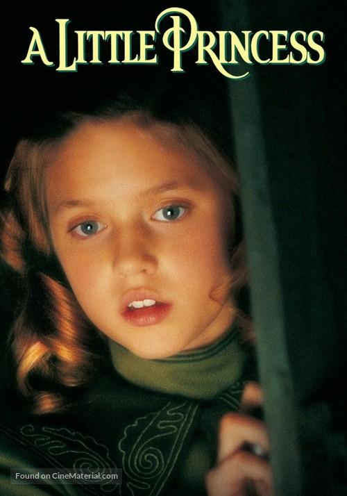 A Little Princess - DVD movie cover