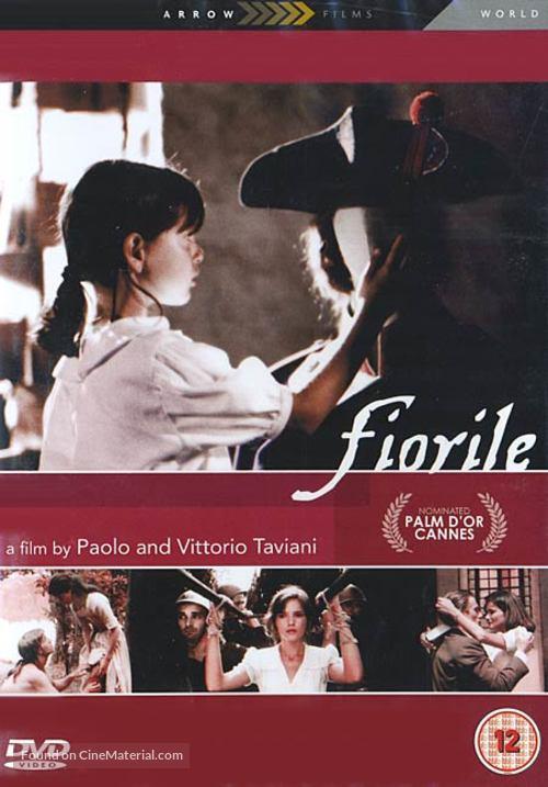 Fiorile - British DVD cover