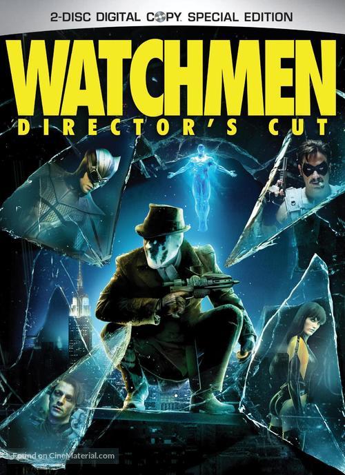 Watchmen - DVD movie cover