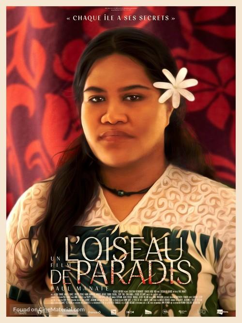 L'oiseau de paradis - French Movie Poster