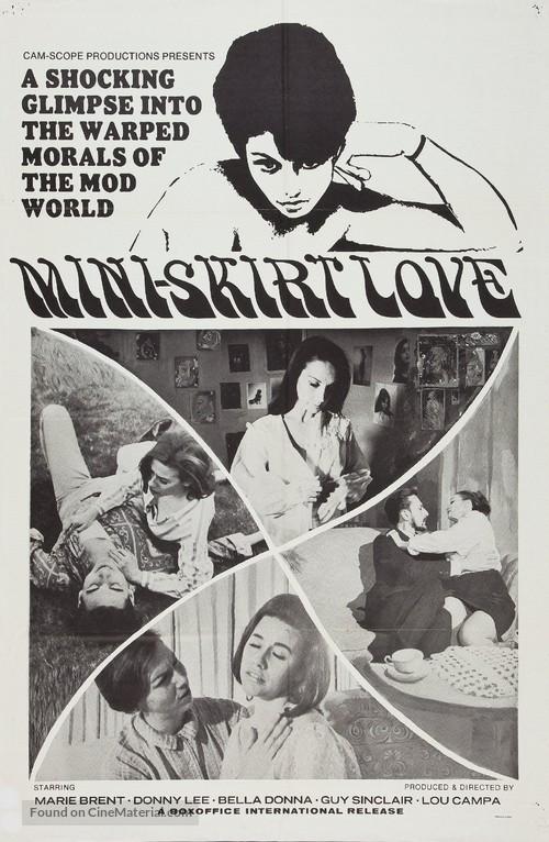 Miniskirt Love - Movie Poster