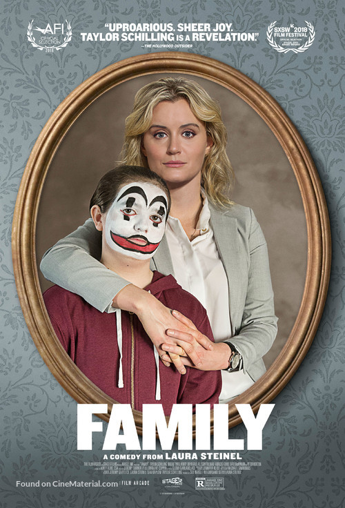 Family - Movie Poster