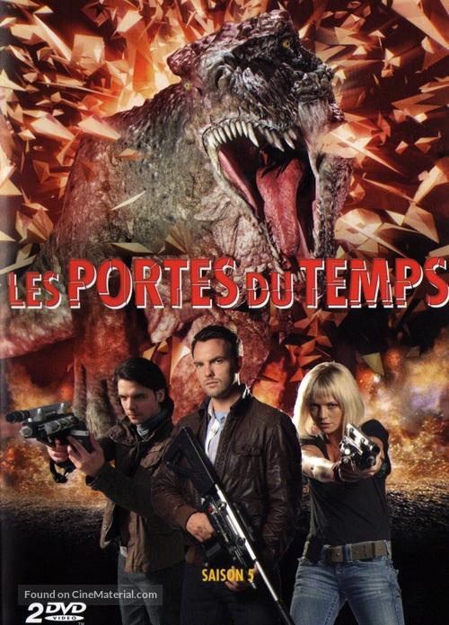 """""""Primeval"""" - French Movie Cover"""