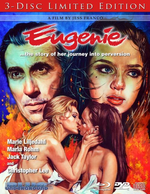 Eugenie - Blu-Ray movie cover