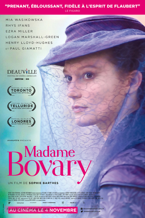 Madame Bovary - French Movie Poster