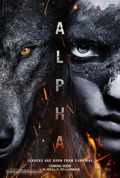 Alpha - Teaser movie poster
