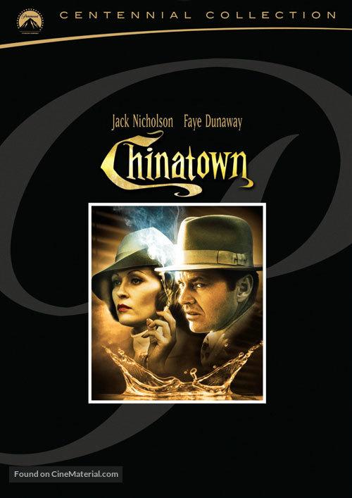 Chinatown - DVD movie cover