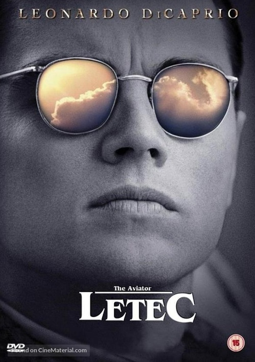 The Aviator - Czech Movie Poster