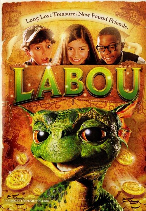 Labou - DVD movie cover
