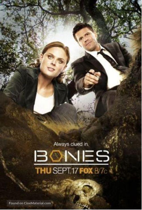 """Bones"" - Movie Poster"