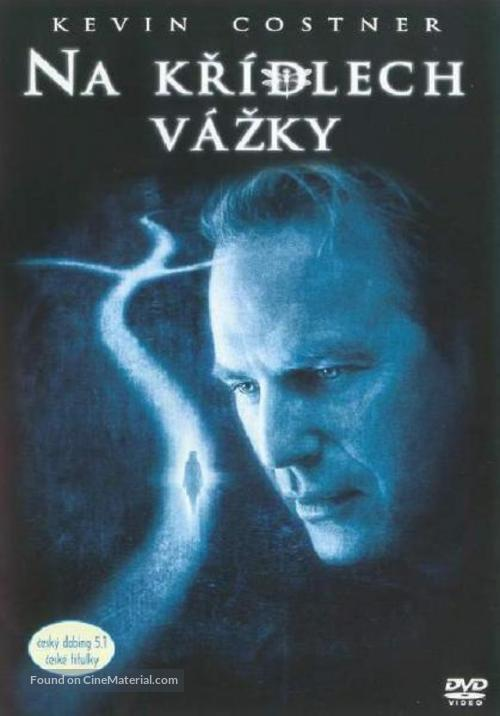 Dragonfly - Czech Movie Cover