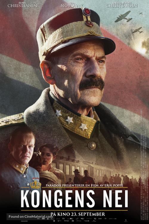 Kongens Nei - Norwegian Movie Poster
