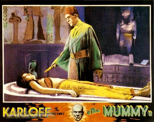 The Mummy - poster