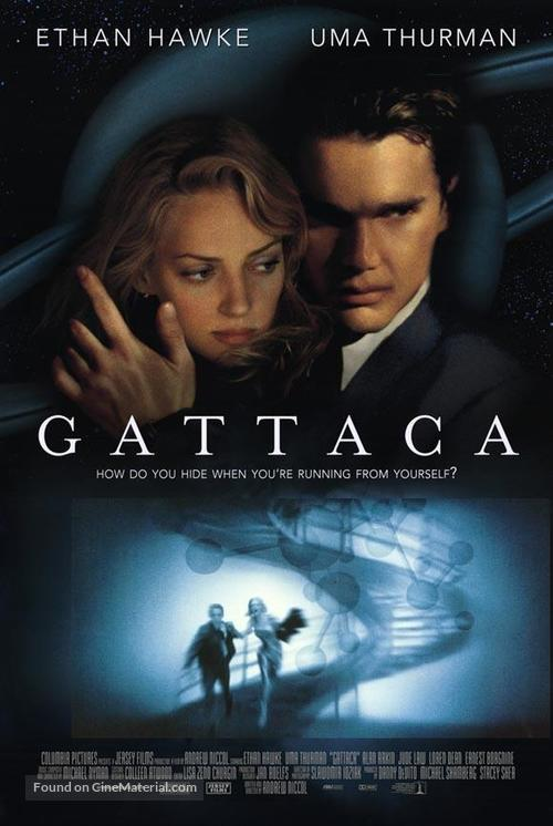 Gattaca - Movie Poster