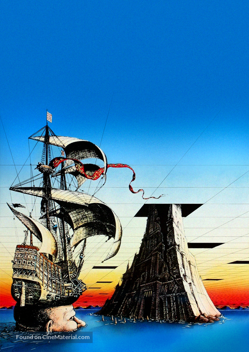 Time Bandits - British Key art