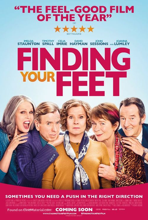 finding your feet - photo #3