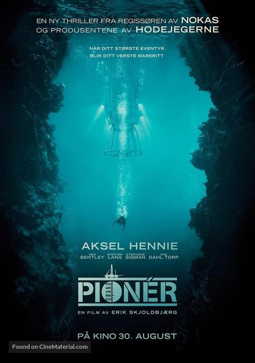 Pioneer - Norwegian Movie Poster