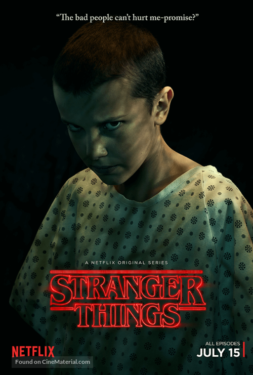 quotstranger thingsquot movie poster