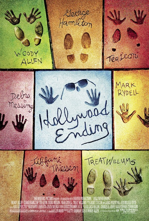 Hollywood Ending - Movie Poster