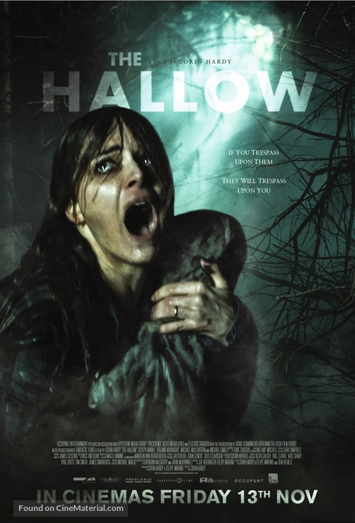 The Hallow - British Movie Poster