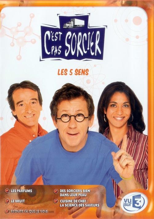 """""""C'est pas sorcier"""" - French Movie Cover"""