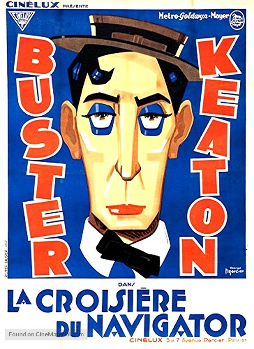 The Navigator - French Movie Poster